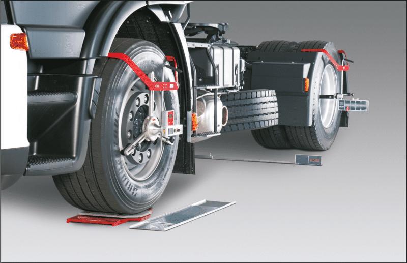Vrachtwagens en opleggers